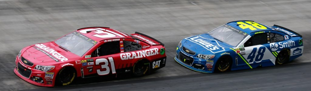 Who's the most considerate NASCAR driver? Who's the least?