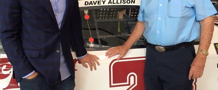 2017 Darlington Throwback – Corey LaJoie/Davey Allison
