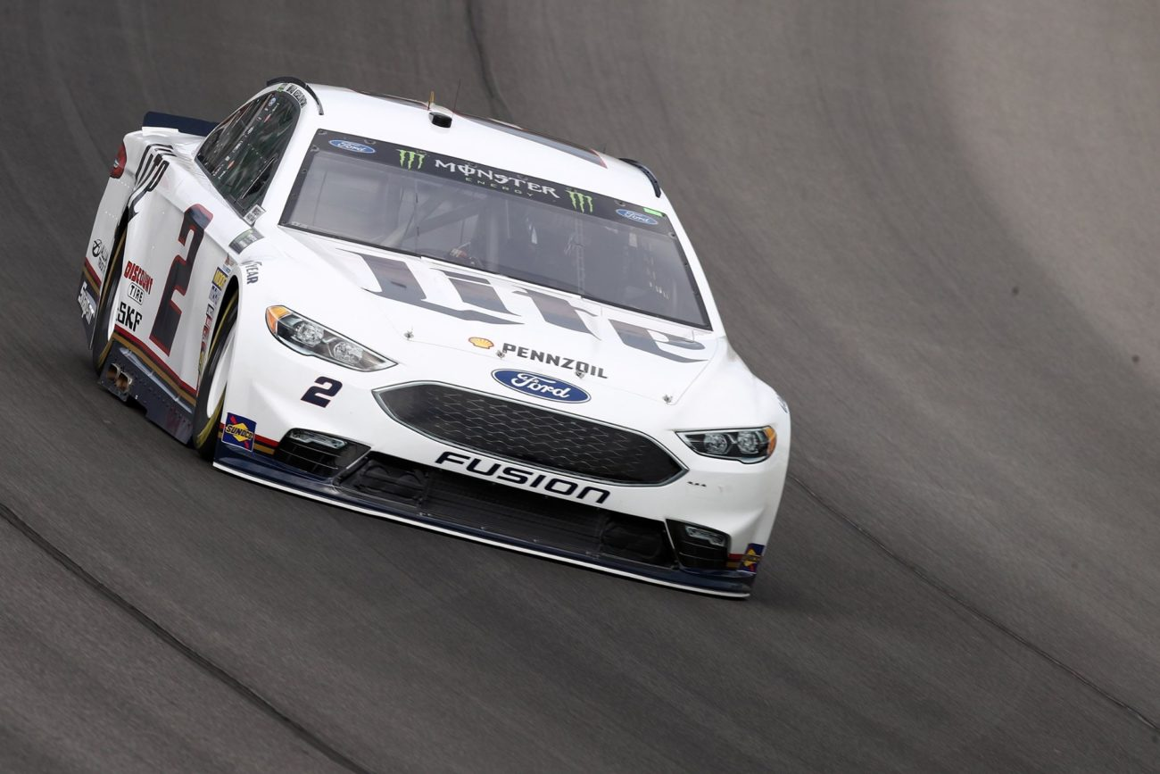 2017 Michigan International Speedway starting lineup - Brad Keselowski
