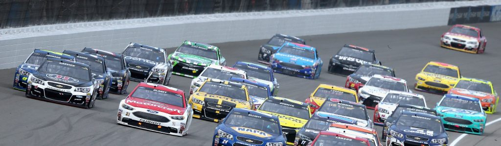 Michigan Starting Lineup: June 2019 (NASCAR Cup Series)