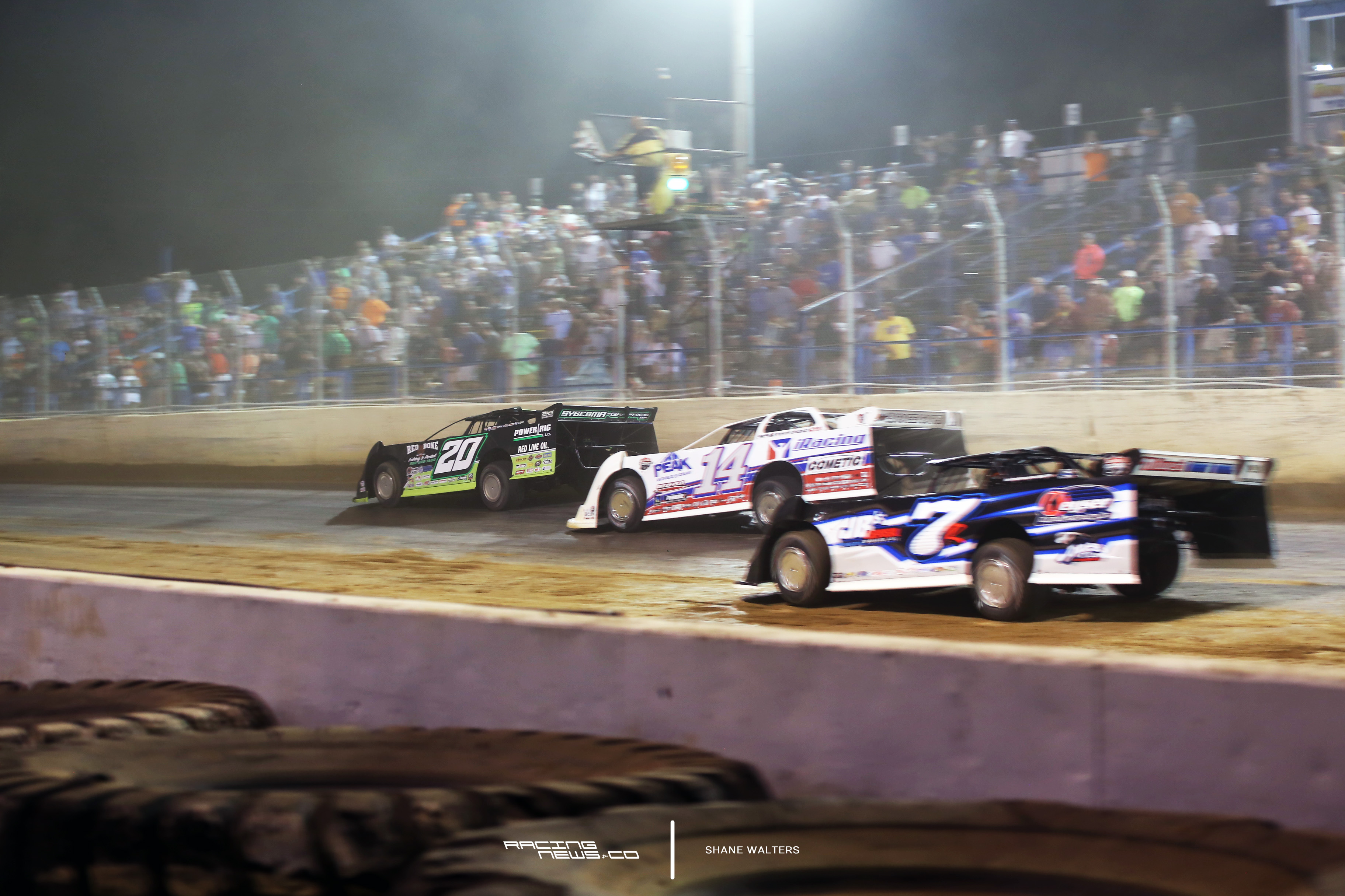 2017 North South Shootout Results - Florence Speedway 3481