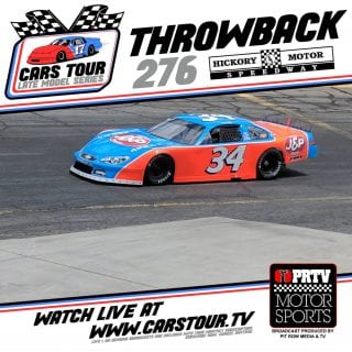 2017 Throwback 276 - Richard Petty throwback