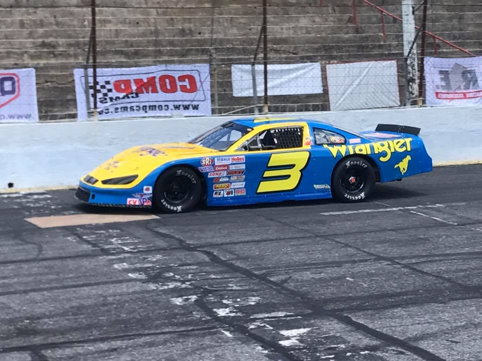 2017 Throwback 276 results from Hickory Motor Speedway