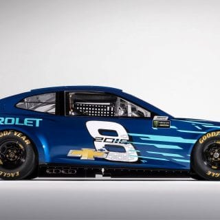 2018 NASCAR Camaro Photos
