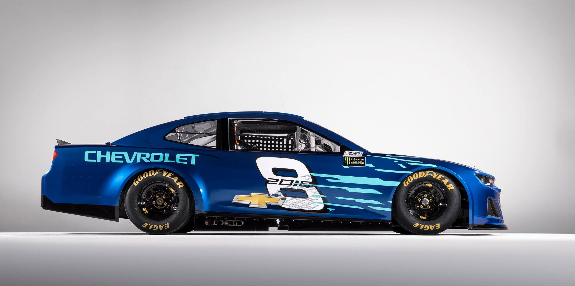2018 Nascar Camaro Photos