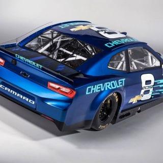 2018 NASCAR Cup Series Camaro Photos