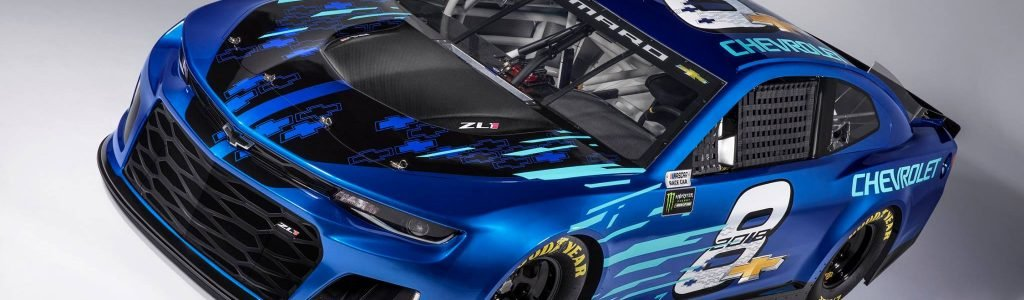 2018 NASCAR Cup Series Camaro Released
