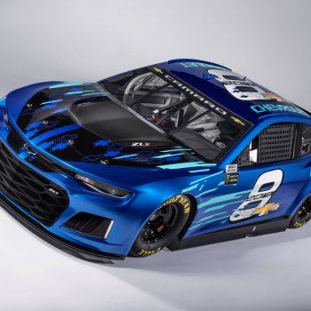 2018 NASCAR Cup Series Chevy Camaro Photos