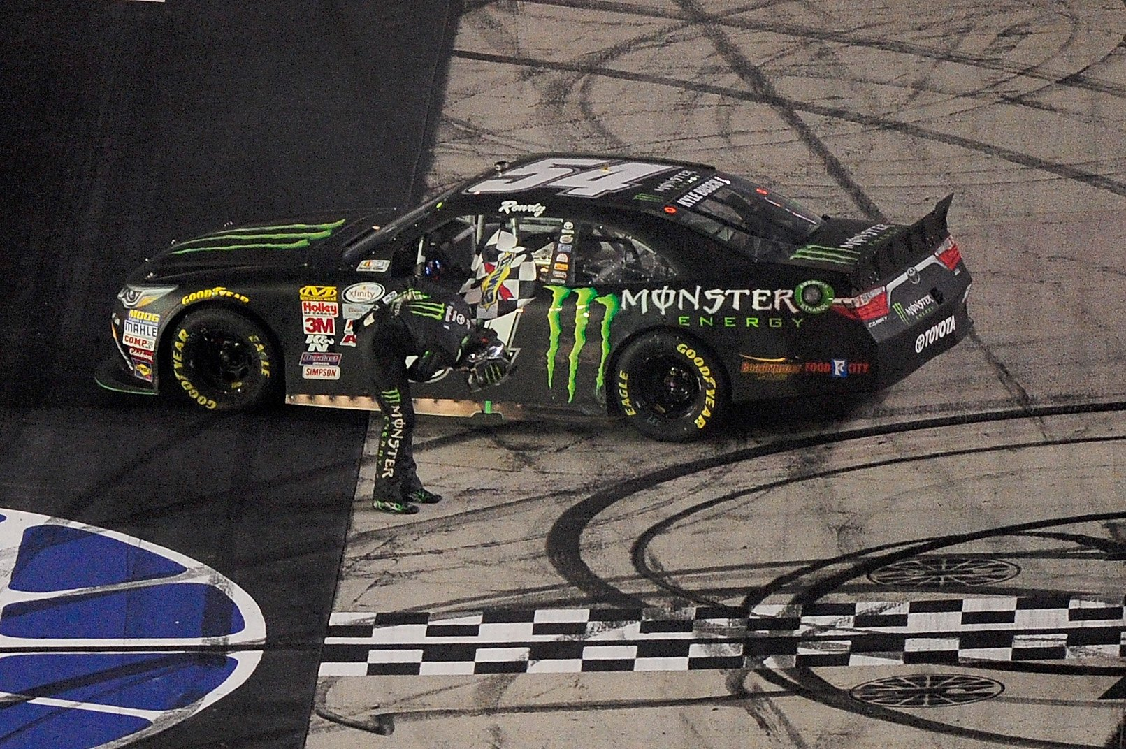 2018 NASCAR competition limits announced