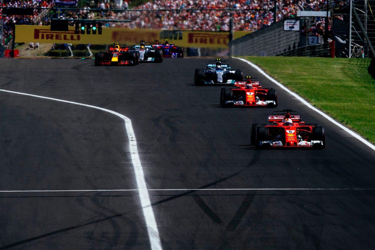 2018 Scuderia Ferrari Drivers