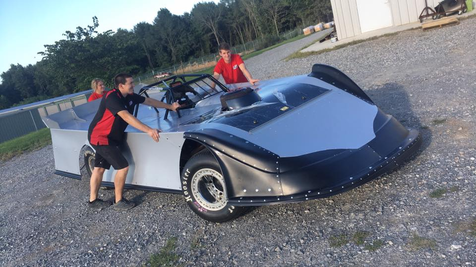 Austin Rettig New Black Diamond Chassis - Topless 100