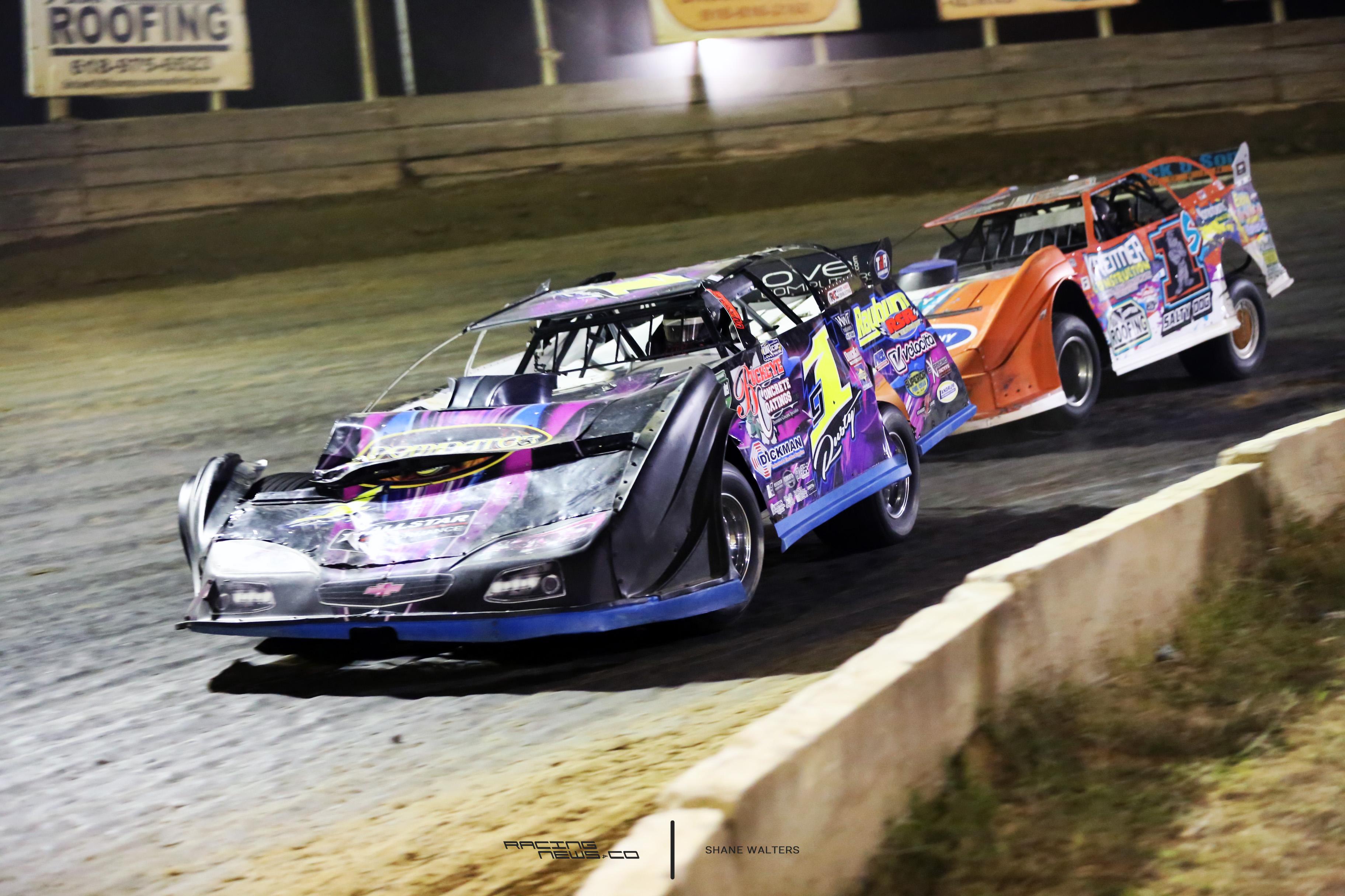 Belle-Clair Speedway Bullring Dirt Track2794