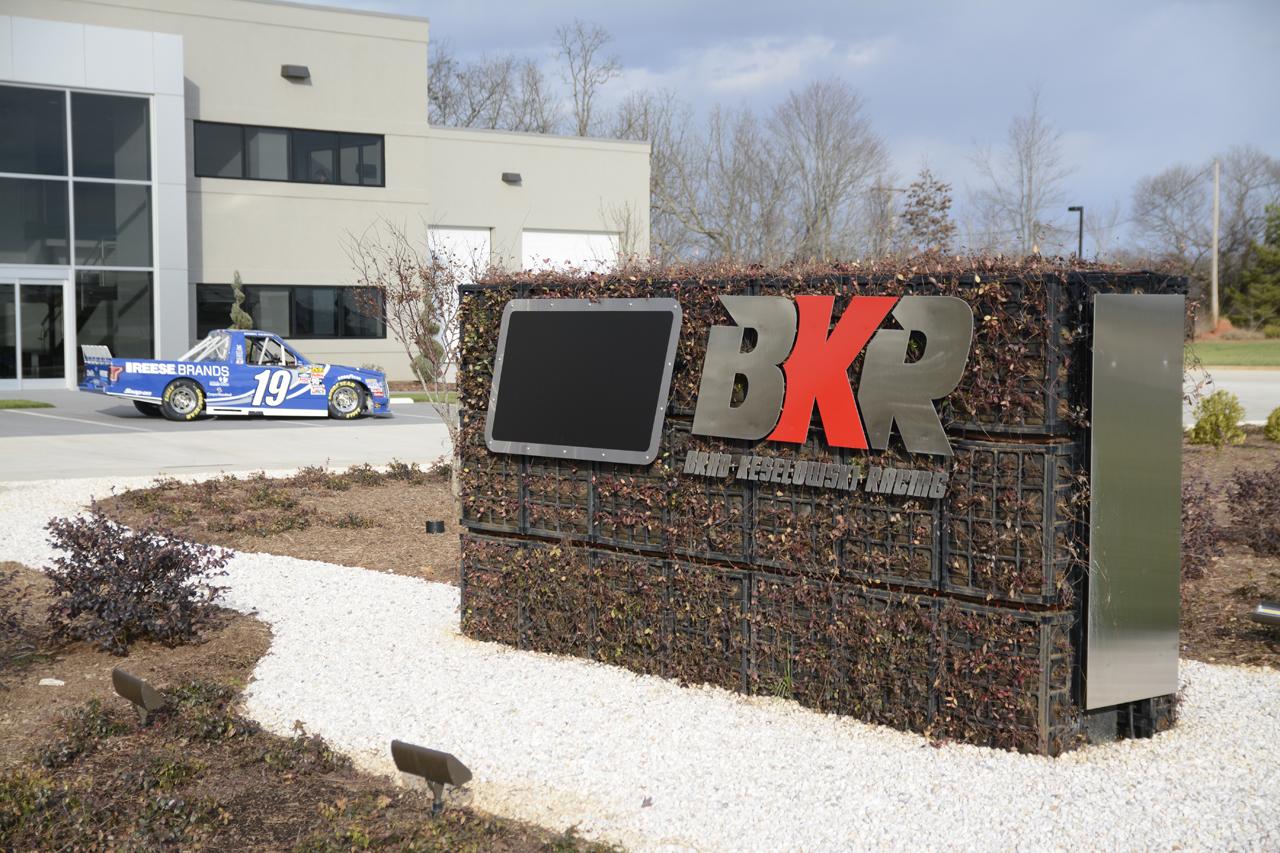 Brad Keselowski Racing closed in 2018