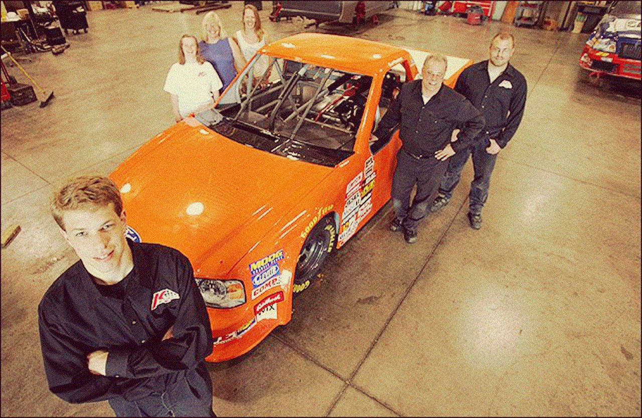 Brad Keselowski Racing closing in 2018
