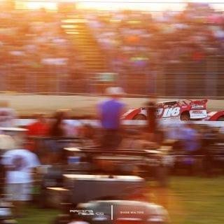 Brandon Overton at Florence Speedway
