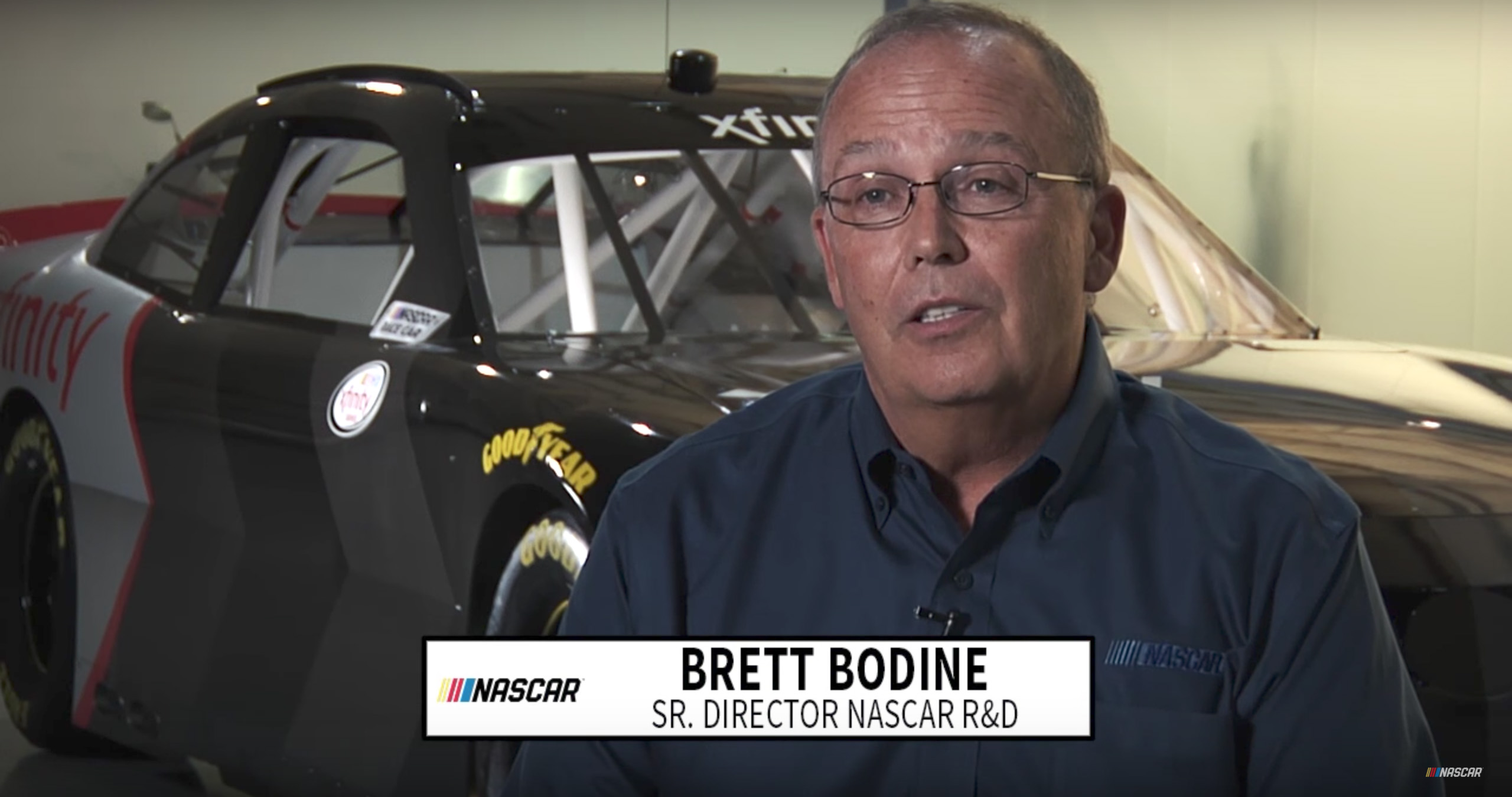 Brett Bodine Senior Director of NASCAR Research and Development