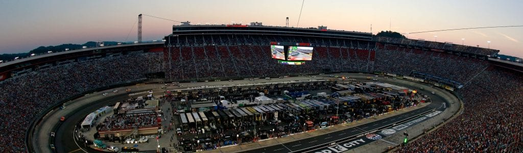 2017 Bristol Race Results – August 19, 2017 – NASCAR Cup Series