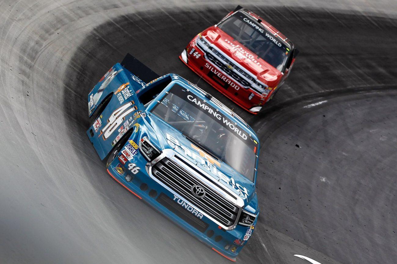Bristol Motor Speedway Starting Lineup - August 16, 2017 - NASCAR Camping World Truck Series