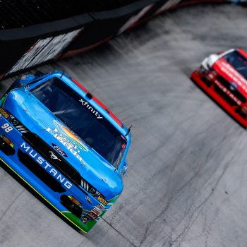 Bristol Starting Lineup - NASCAR Xfinity Series - August 2017