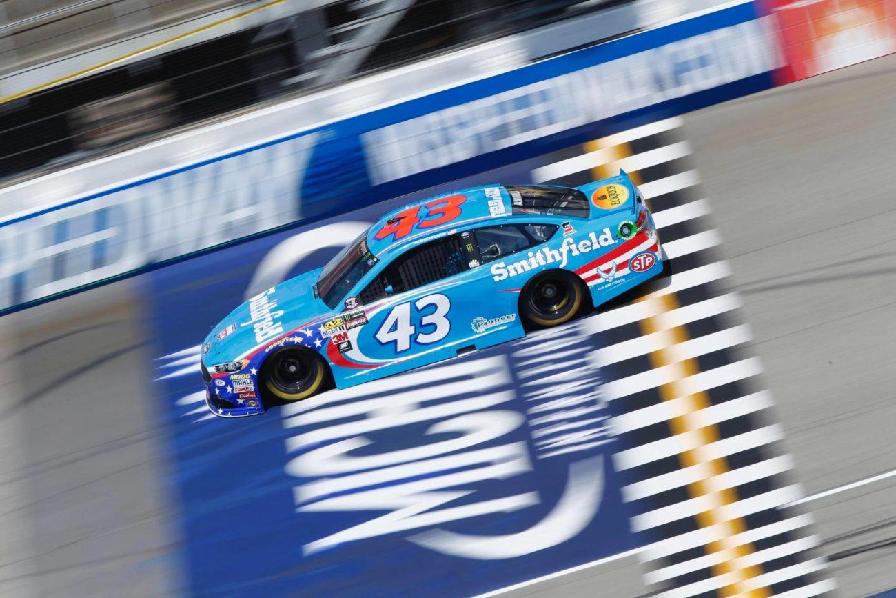 Bubba Wallace Monster Energy NASCAR Cup Series