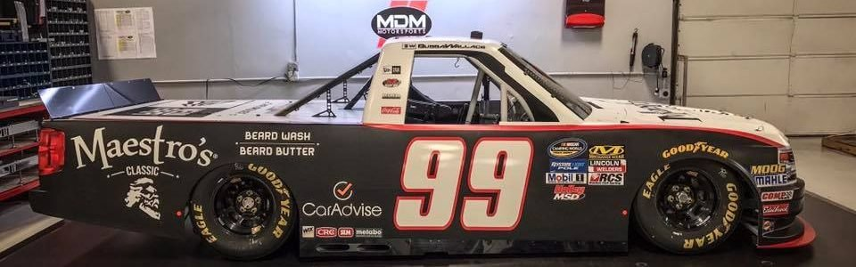 Bubba Wallace has found a new ride