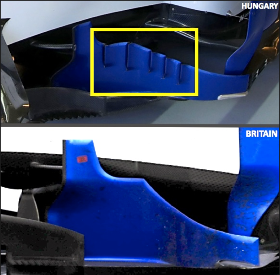 C36 Bargeboard Comparison