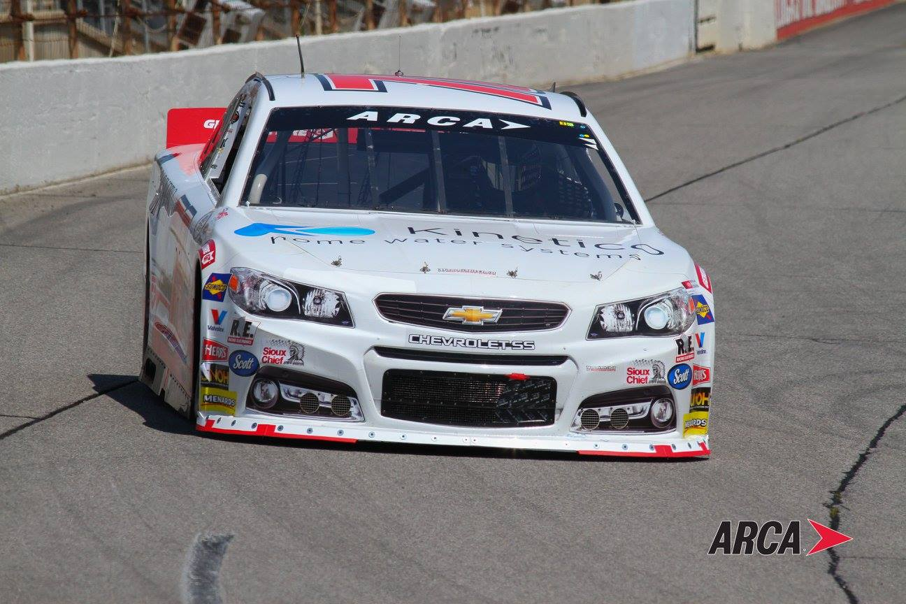 Chase Purdy ARCA debut