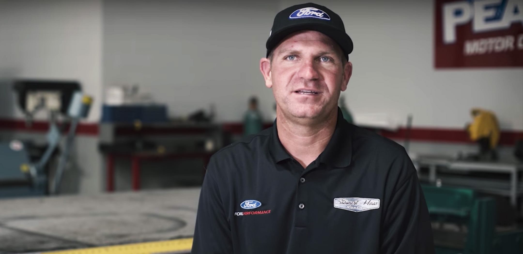 Clint Bowyer Talks Dirt Racing