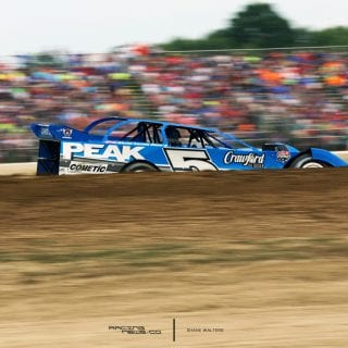 Clint Bowyer Talks Dirt Racing5122
