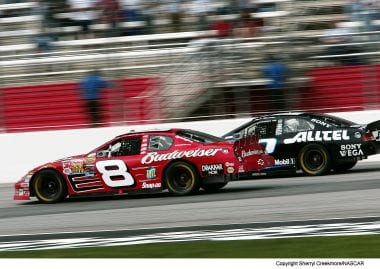 Dale Earnhardt Jr 2004 car