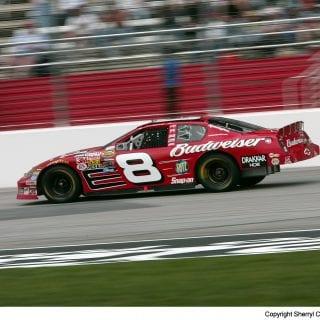 Dale Earnhardt Jr Atlanta 2004