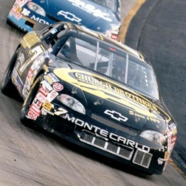 Dale Earnhardt Jr Bristol Motor Speedway 1997