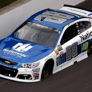 Dale Jr - NASCAR popular driver contest