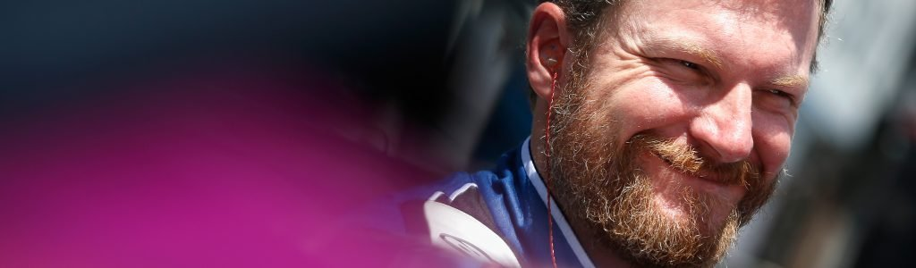 Dale Jr had an interesting encounter with Xfinity drivers