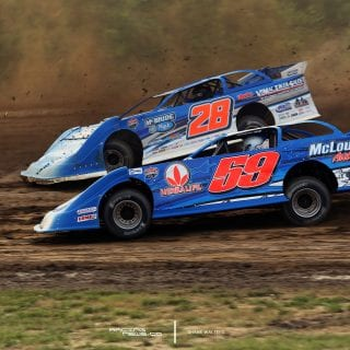 Dennis Erb Jr Muskinghum County Speedway 5498
