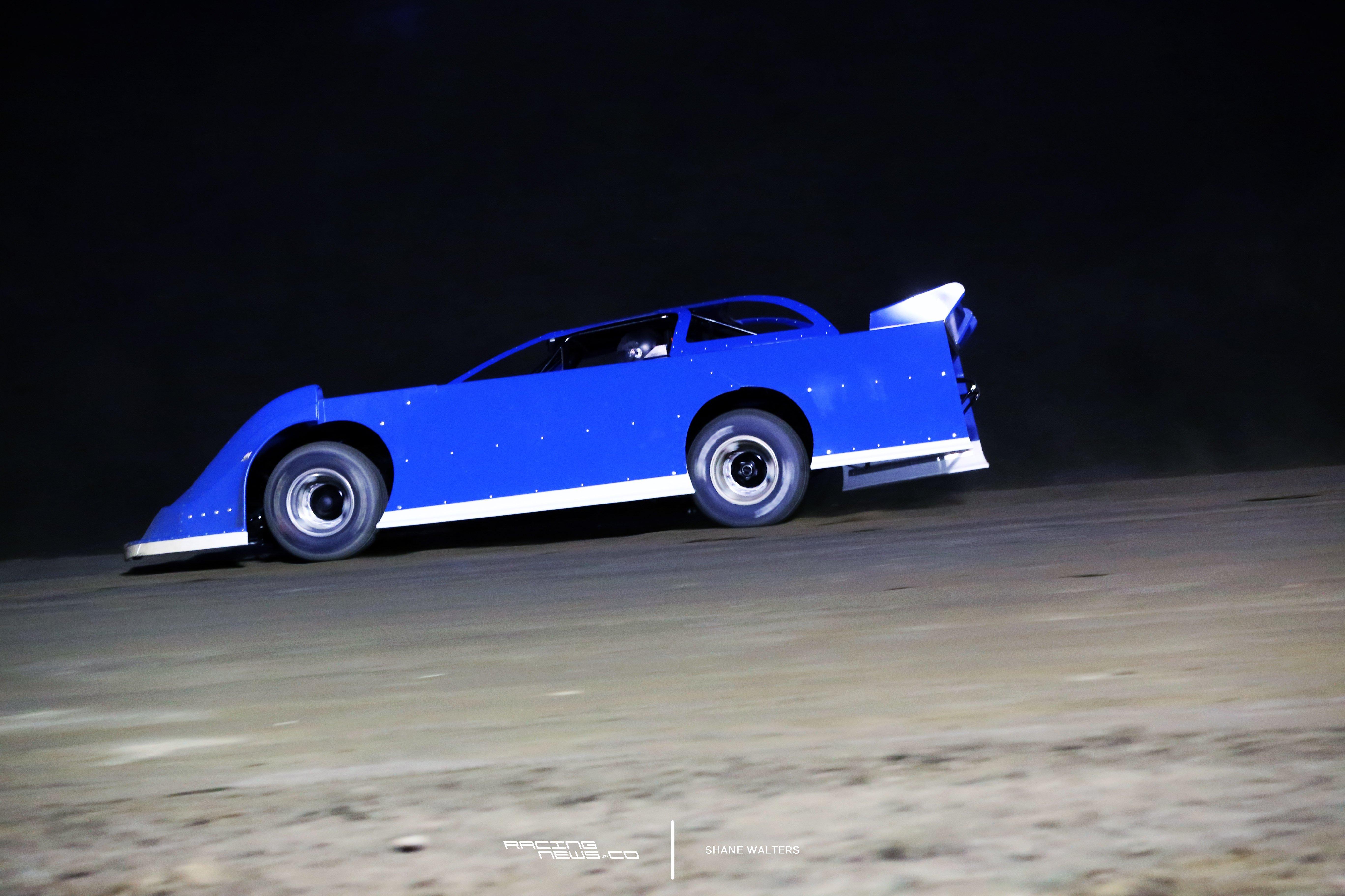 Dennis Erb Jr unmarked car 5807