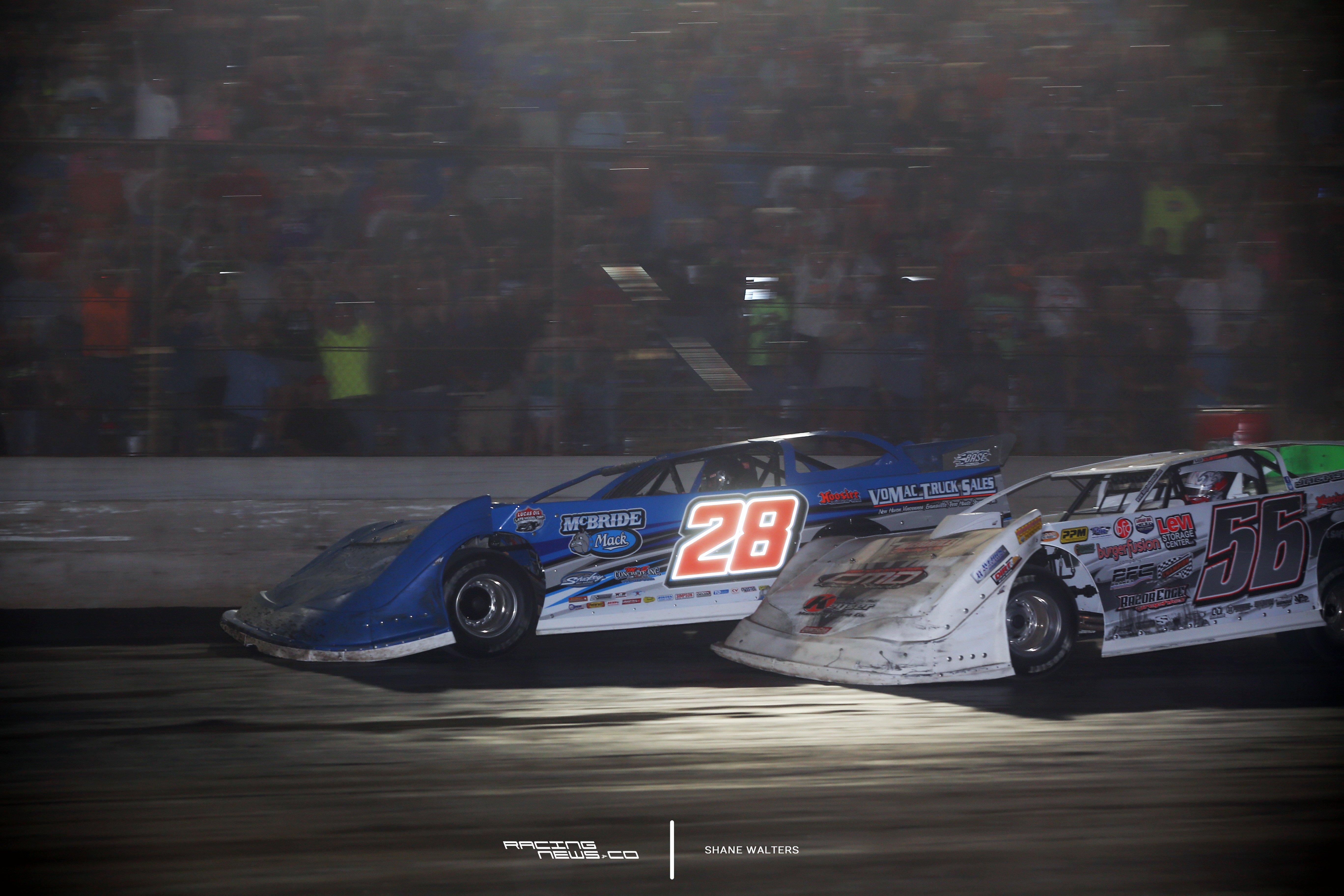 Dennis Erb Jr wins at Tri-City Speedway
