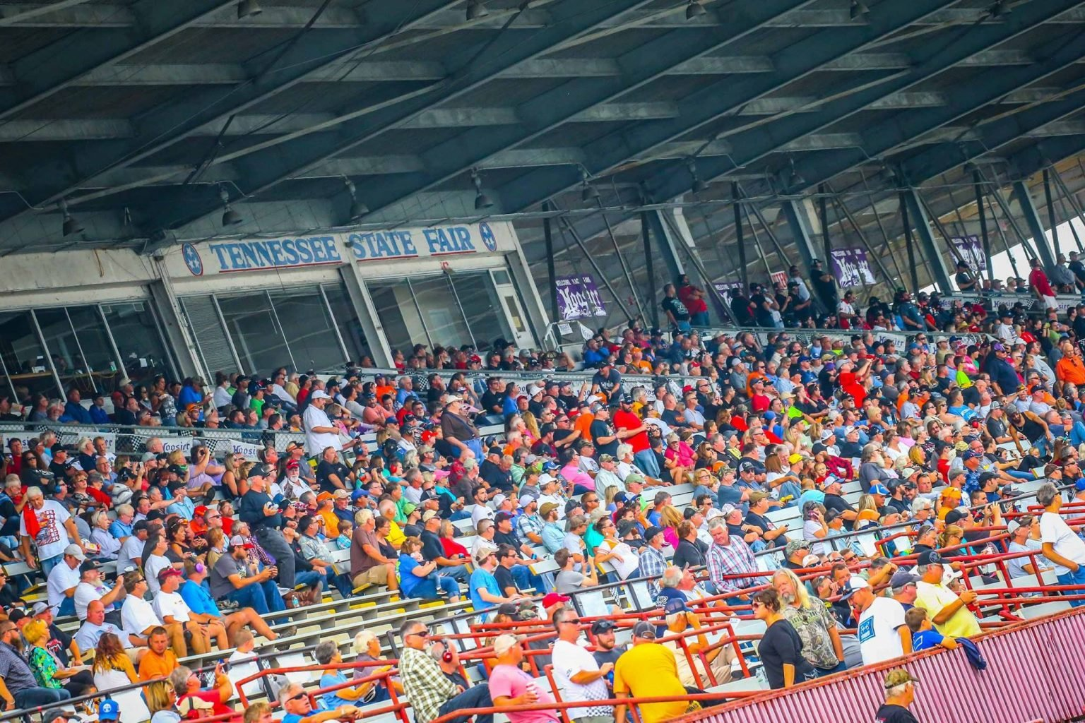 Nashville Fair Board claims breach of contract with Fairgrounds Speedway; Track responds
