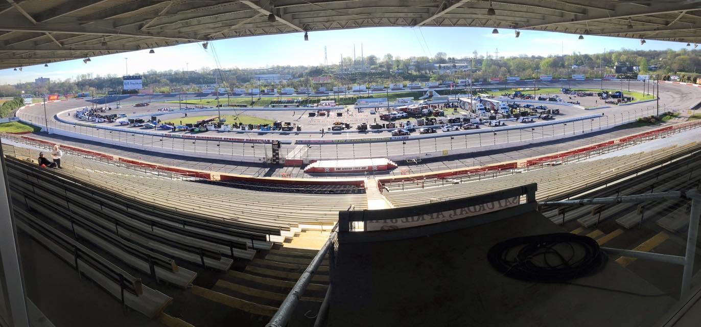Fairgrounds Speedway Nashville promoter
