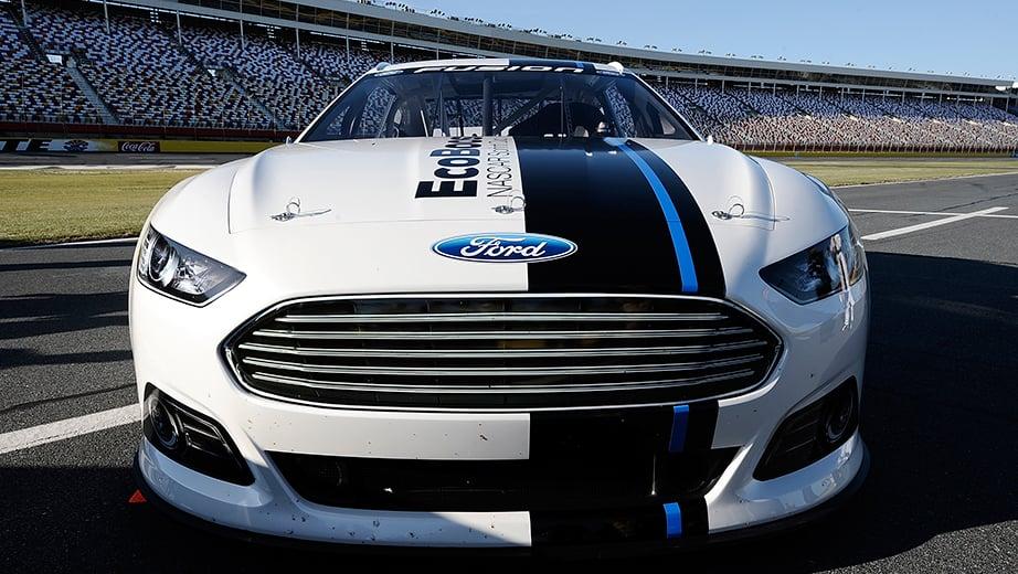 Ford Fusion NASCAR Racecar