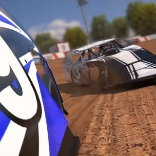 IRacing Dirt Modified Game