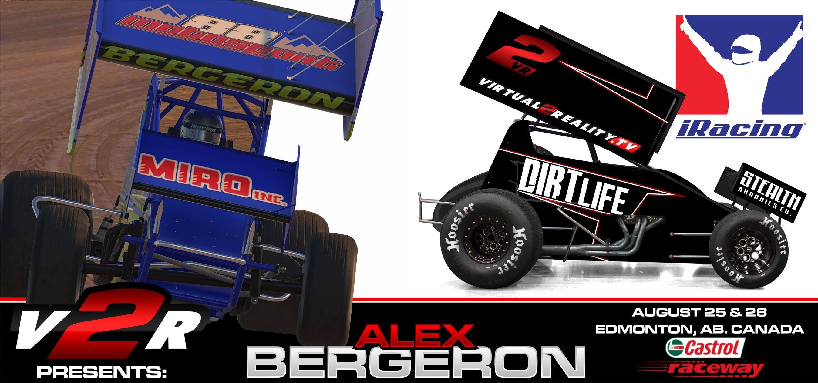 Iracing Alex Bergeron