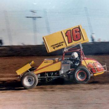 Jeff Gordon Sprint Car #16