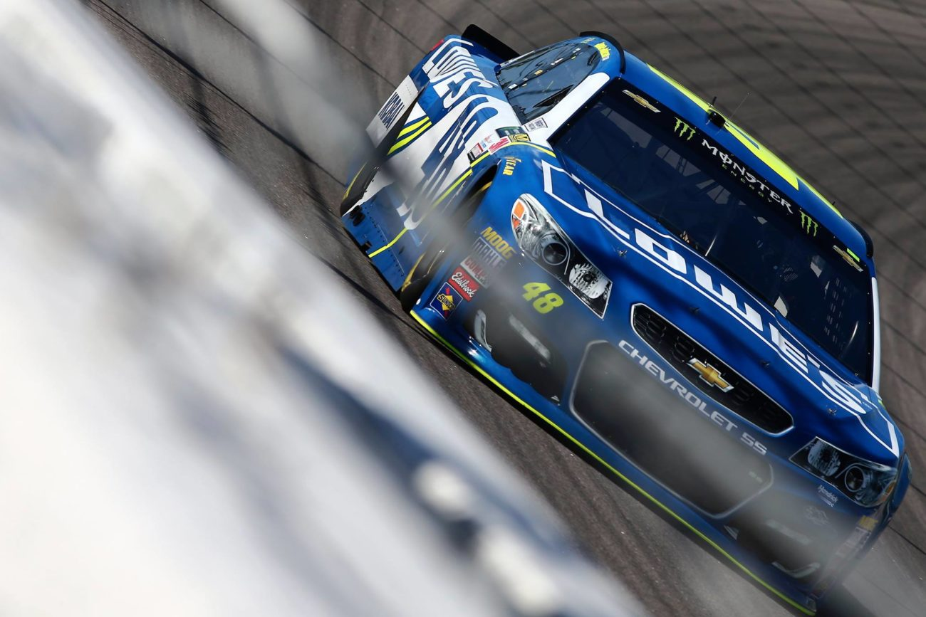 Jimmie Johnson comments on Most Popular Driver