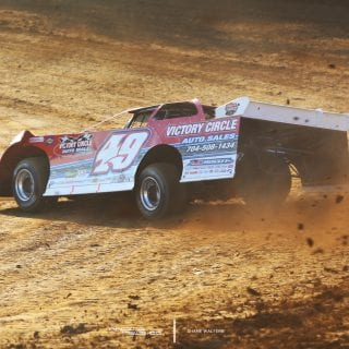Jonathan Davenport is piloting a new Rocket Chassis in August 2017