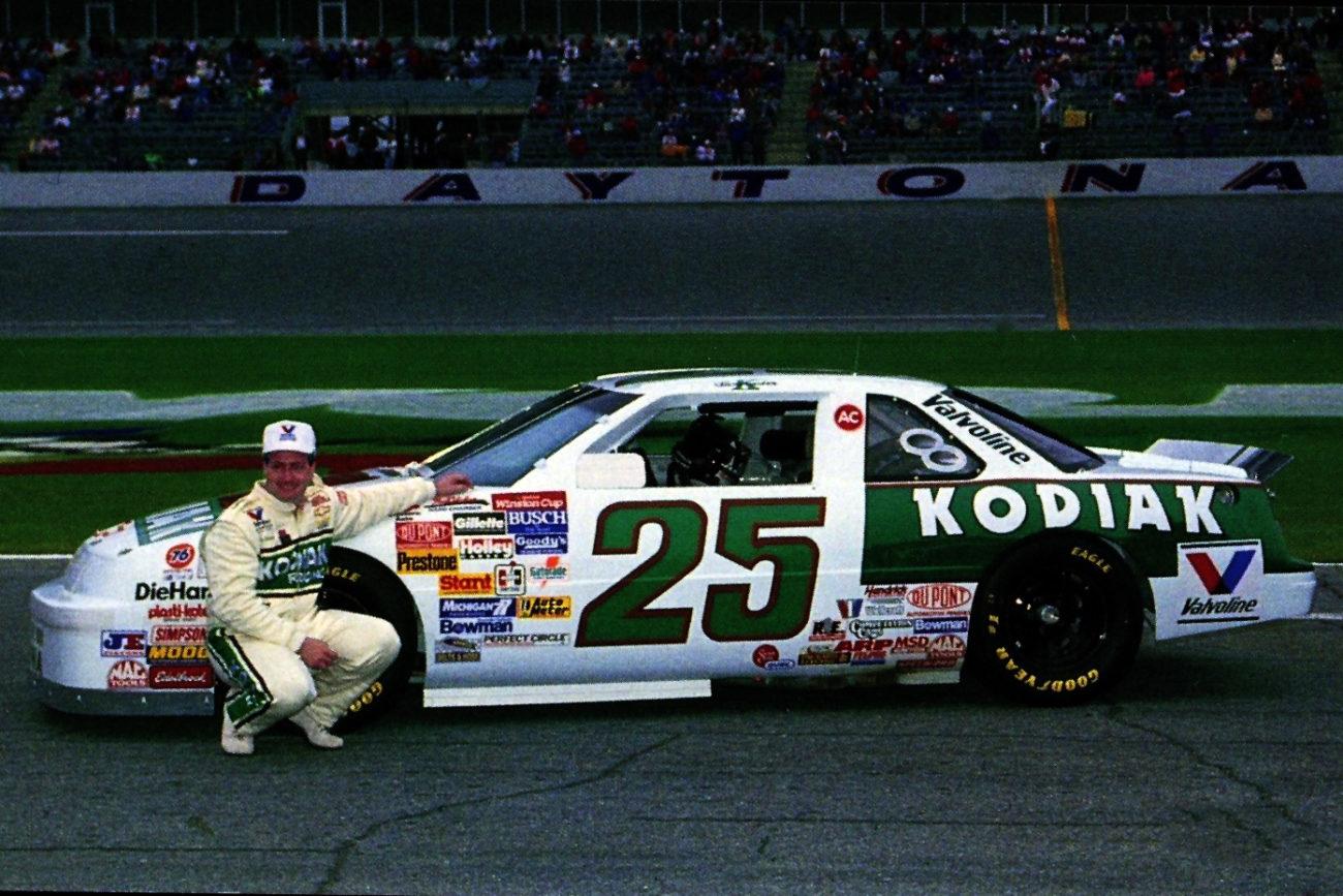 Ken Schrader NASCAR Cup Series #25