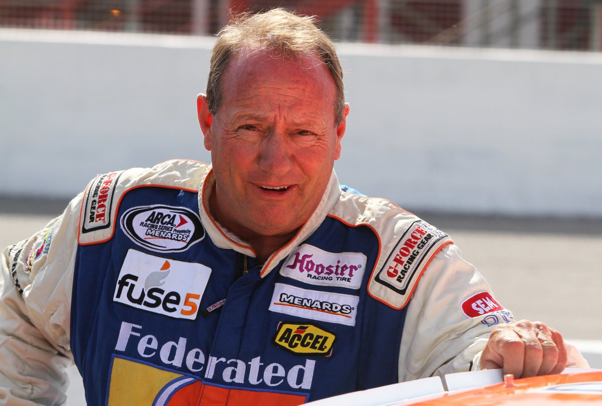 Ken Schrader talks NASCAR retirement age