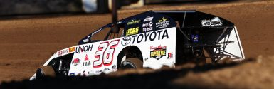 Kenny Wallace explains why he's going full-time dirt racing