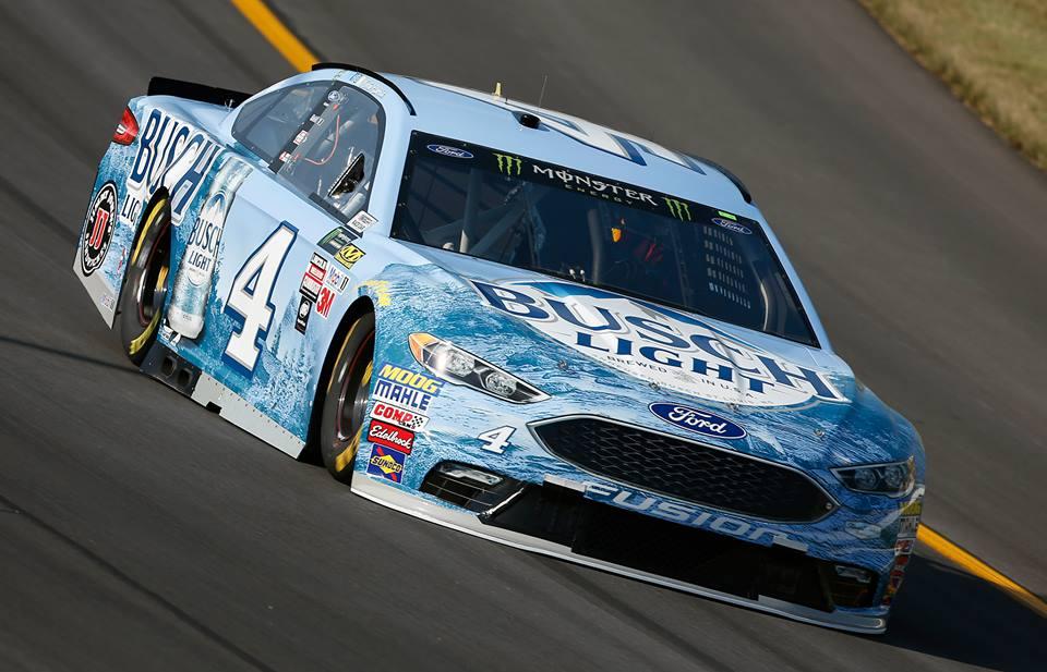 Kevin Harvick on NASCAR's Most Popular driver