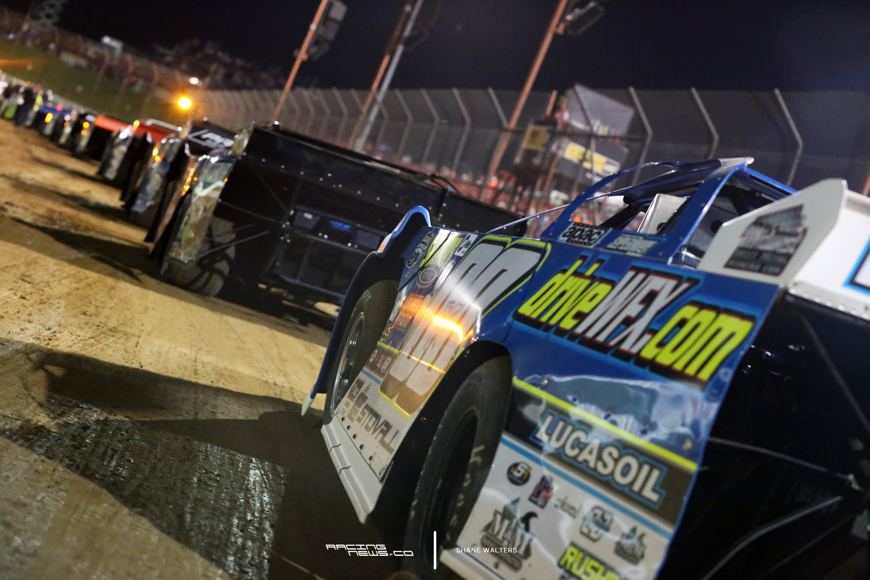 Lucas Oil Late Model Dirt Series event at Ponderosa Speedway cancelled